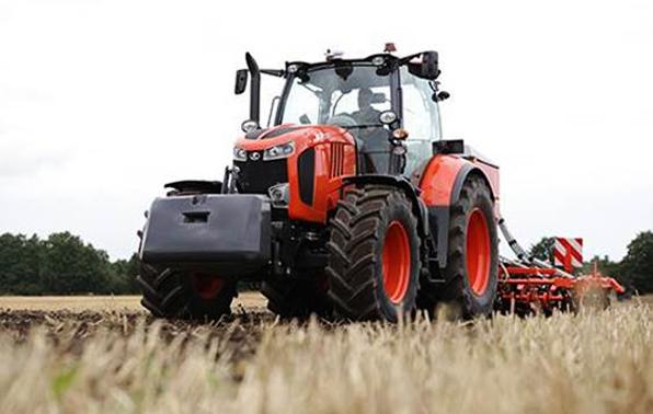 Kubota M7 Series Agricultural Tractors