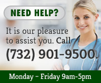 Need Help? It is our pleasure to assist you. Call (732) 901-9500