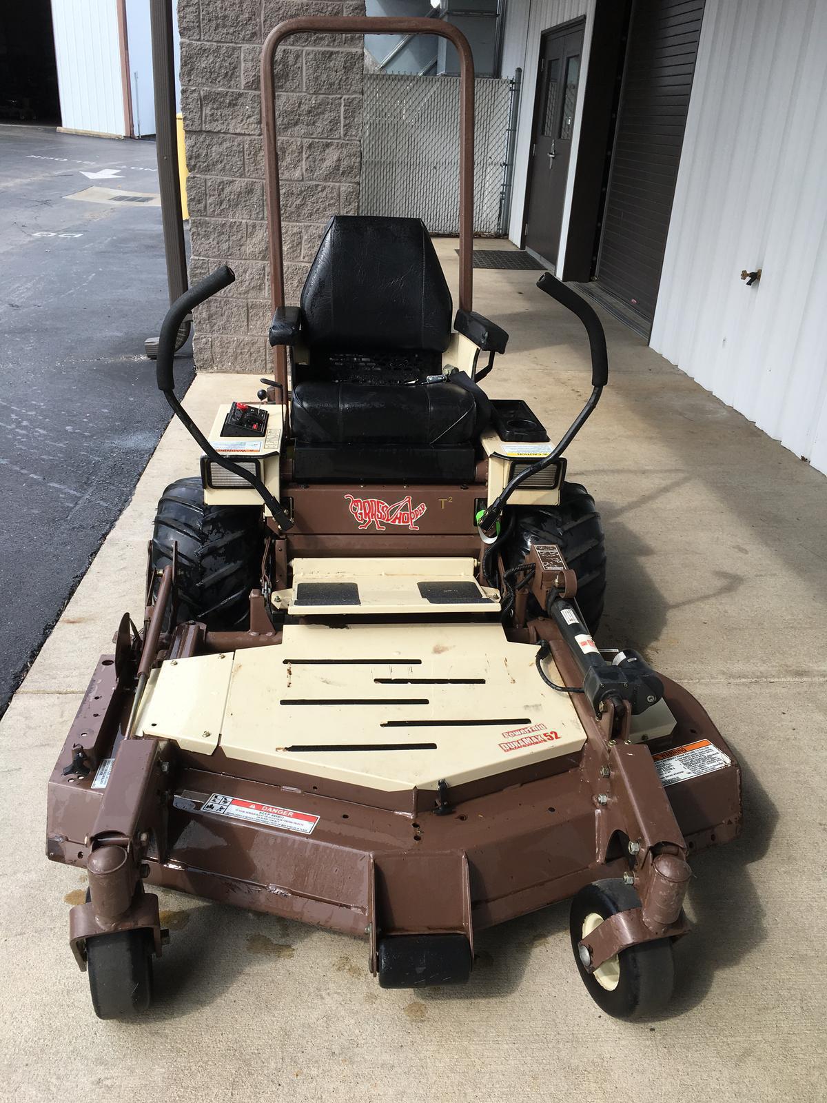 2007 Grasshopper 620T