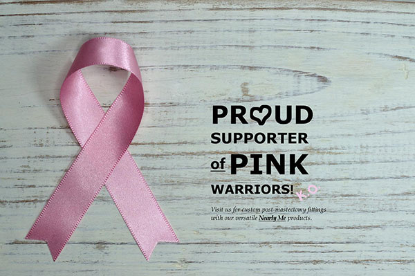 Proud Supporter of Pink Warriors