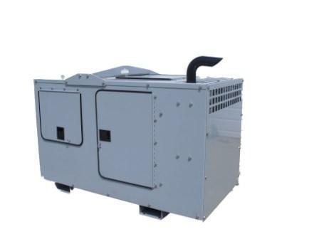 Isuzu Power Generator Sets Isuzu Diesel Midwest, Inc