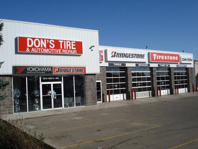 welcome to donu0027s tire u0026 automotive repair ltd