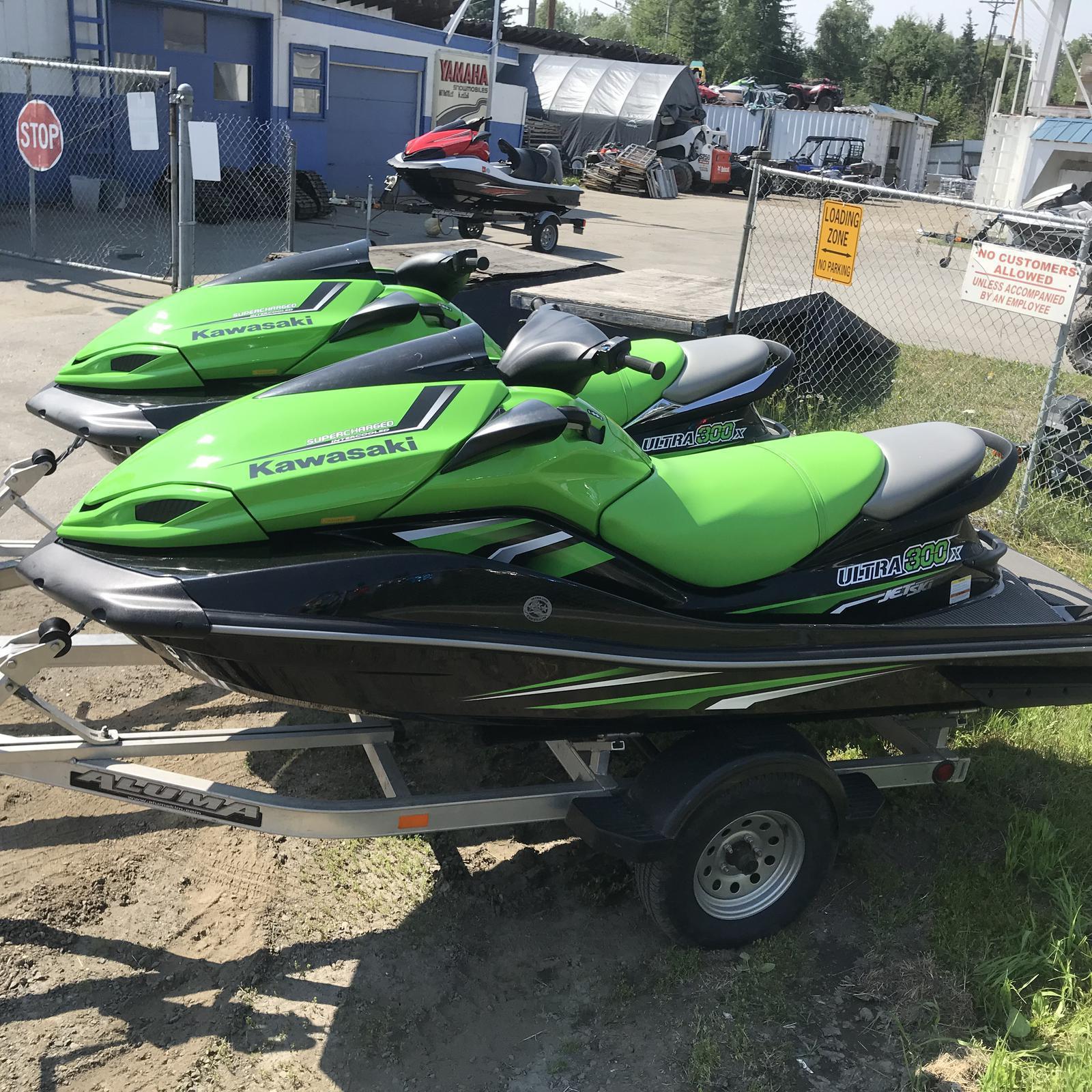 2011 Kawasaki Jet Ski® Ultra® 300X