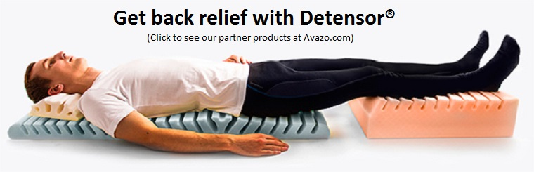 Sleep Away Back Pain with Avazo.com