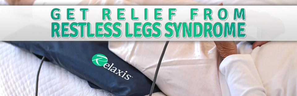 Relaxis device for treating RLS now only $599