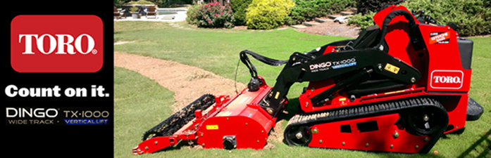 The Toro Dingo TX-1000