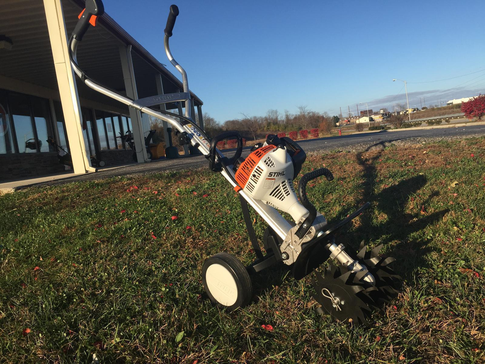 2018 Stihl Mm 55 Yard Boss W Wheel Kit For In Maysville Ky C D Electronics The Shack 606 759 5027