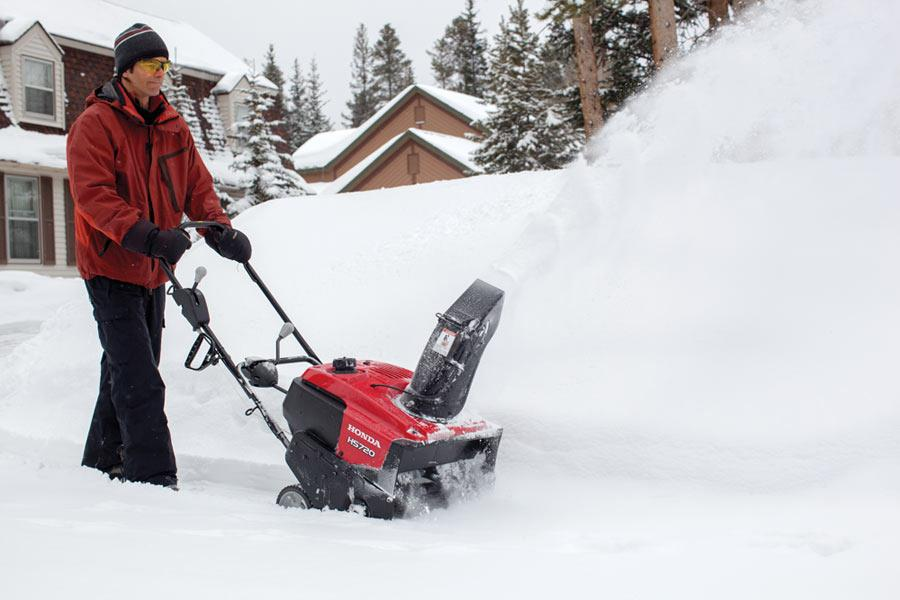 Single-Stage Snowblowers