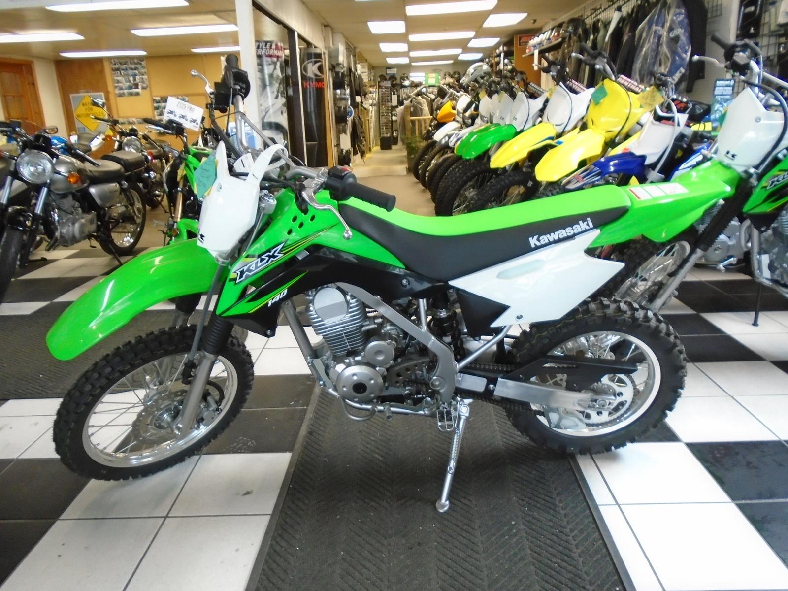 2017 Kawasaki KLX®140 for sale in Bridgeport, WV   Leeson's Import