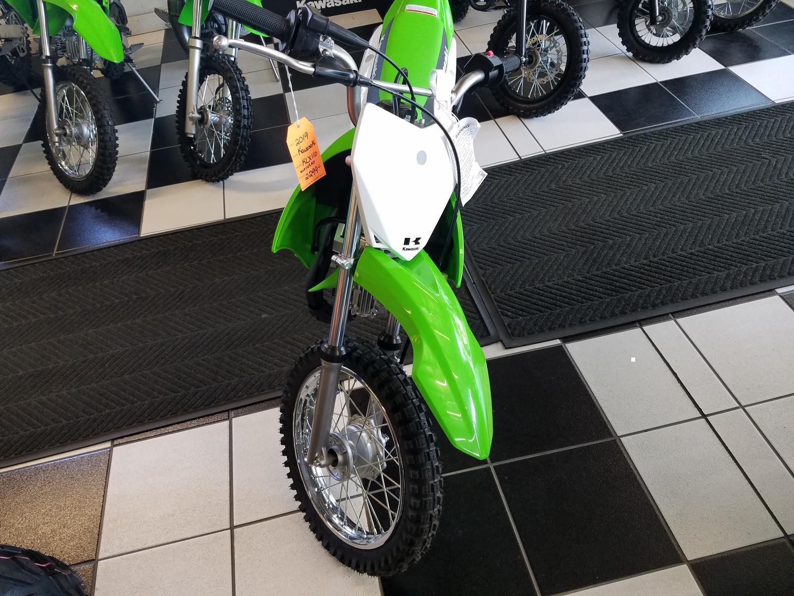 2019 Kawasaki KLX®110