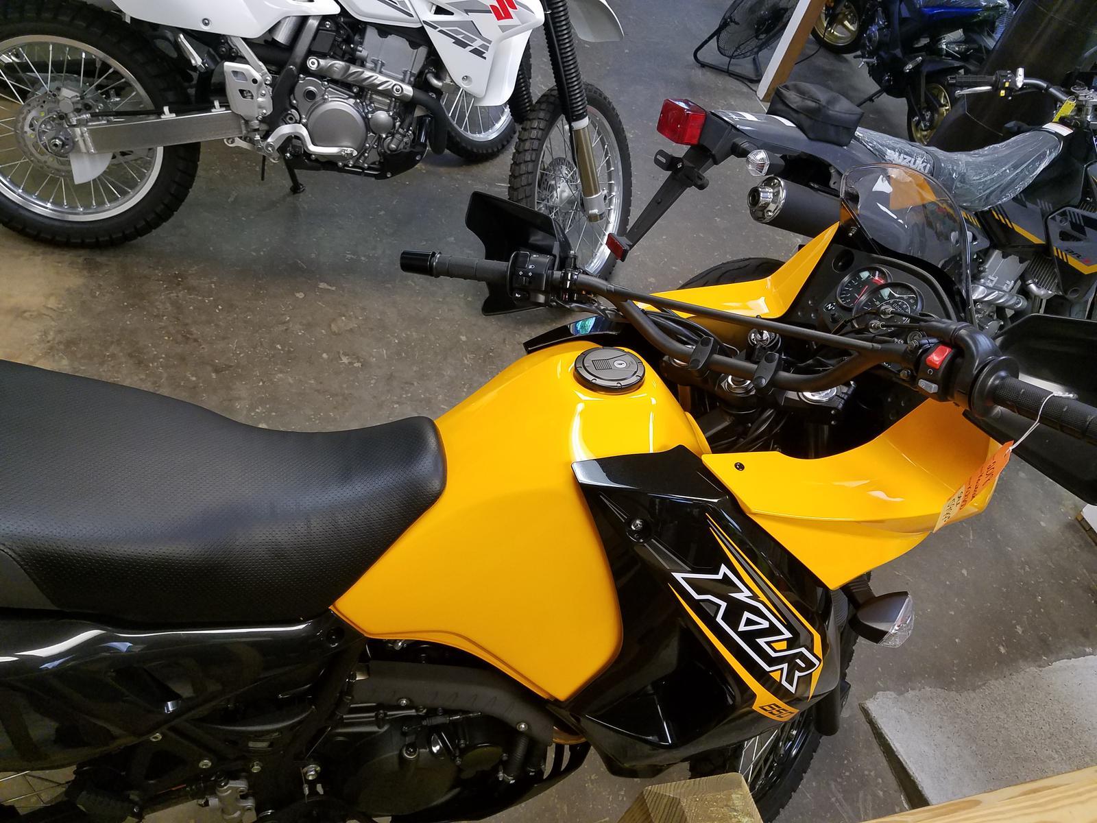 Marvelous 2018 Kawasaki Klr650 For Sale In Bridgeport Wv Leesons Creativecarmelina Interior Chair Design Creativecarmelinacom