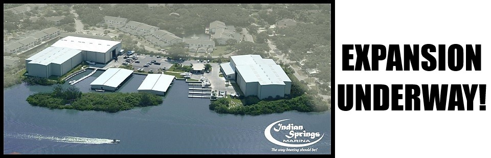 Indian Springs Marina Aerial Photo