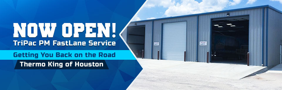 TriPac PM FastLane Service Now Open: Click here to schedule an appointment!