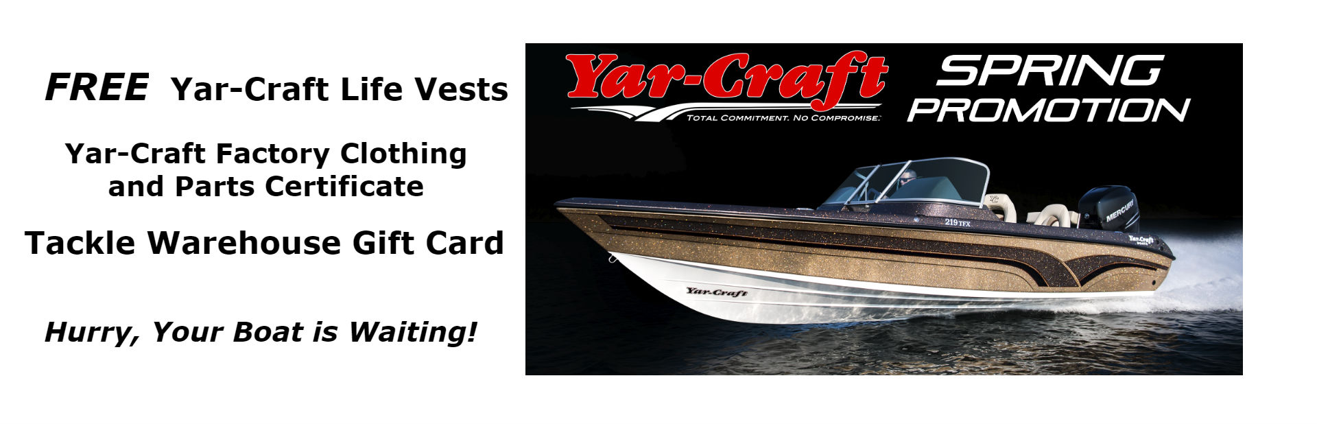 Cedar Lake Sales Yar-Craft Basscat