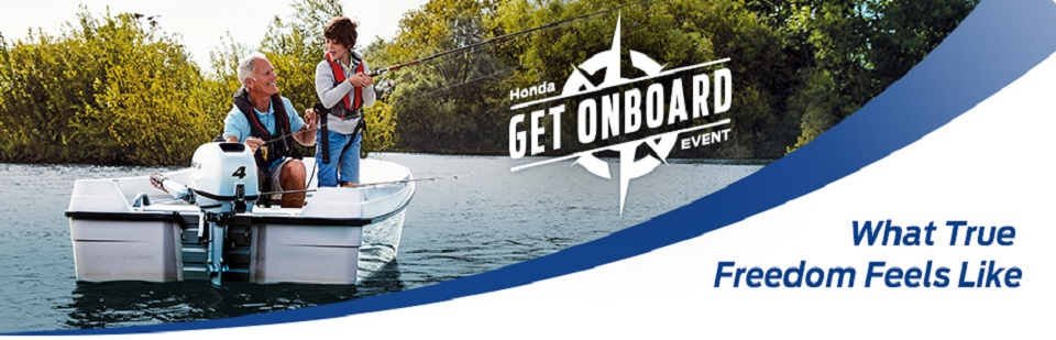 Click Here to View Honda Outboard Motors