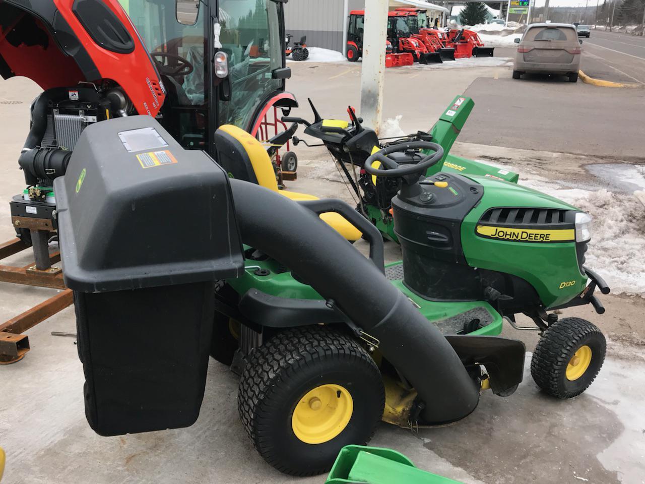 2012 John Deere D130 for sale in Dollar Bay, MI | Ward's Outdoor Equipment  & Repair (906) 482-6255