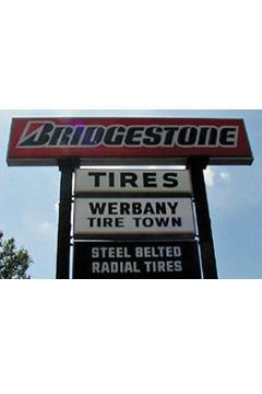 Werbany Tire Town