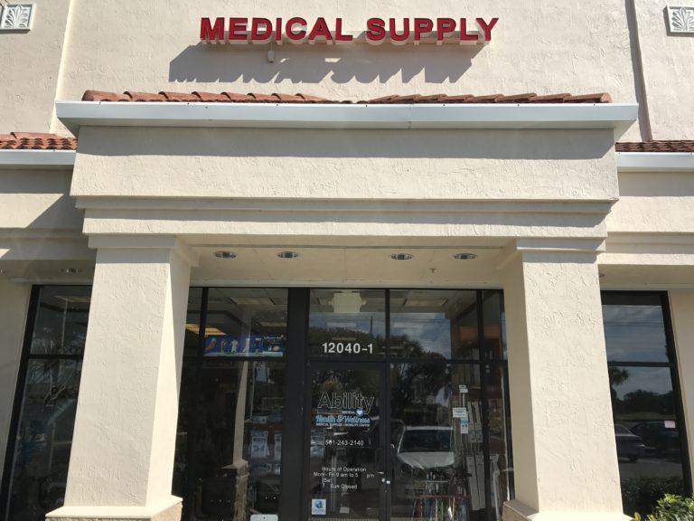 About Us Ability Medical Health & Wellness Boynton Beach, FL (877