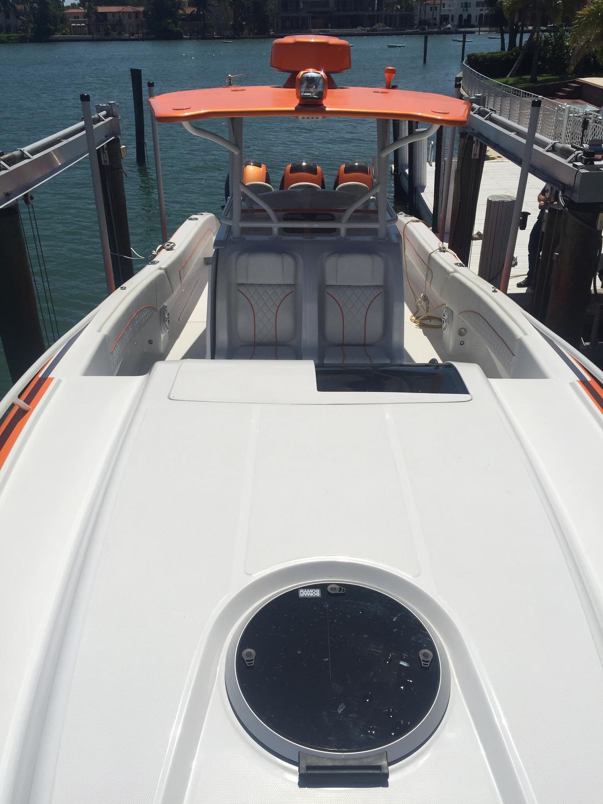 2015 Deep Impact Power Boats 399 Cabin for sale in Key Largo FL