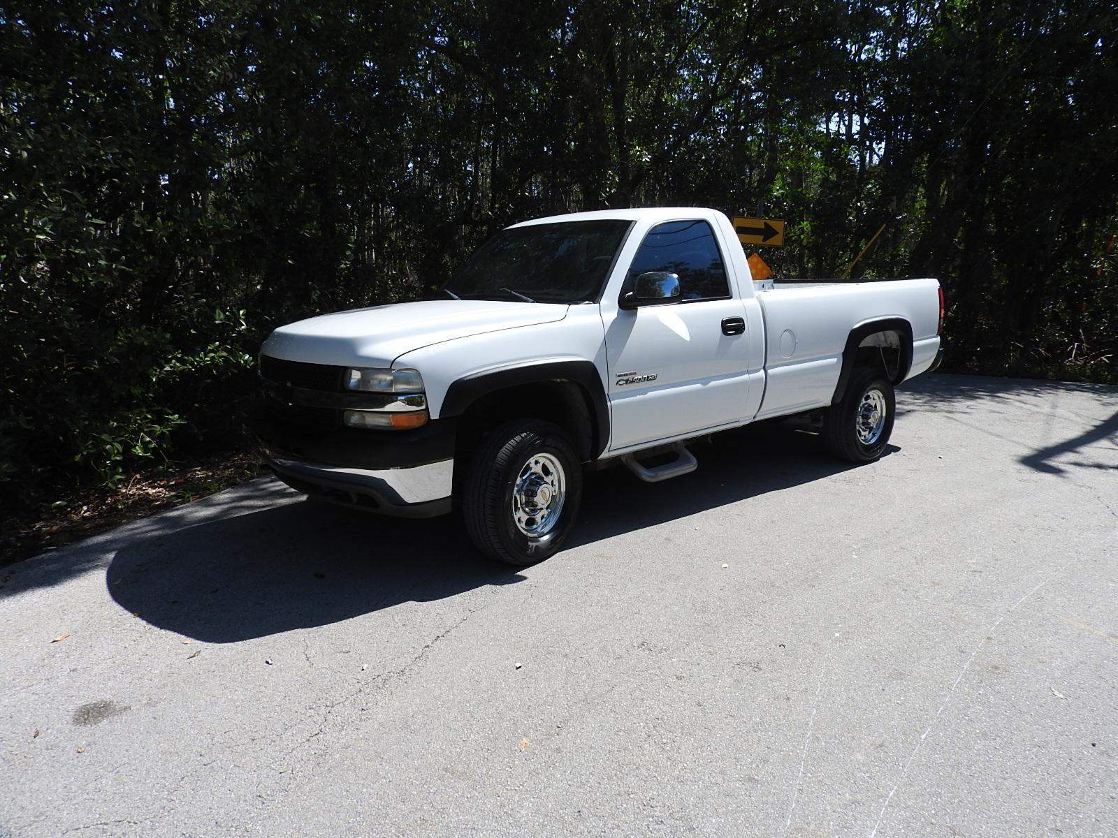 2002 Chevrolet 2500hd Duramax sel for sale in Key Largo FL