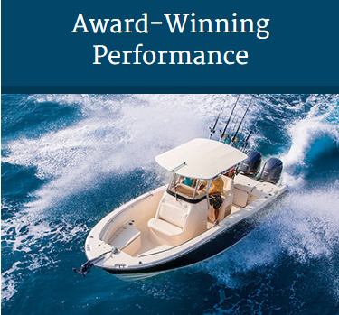 Buy Grady-White boats for award-winning performance