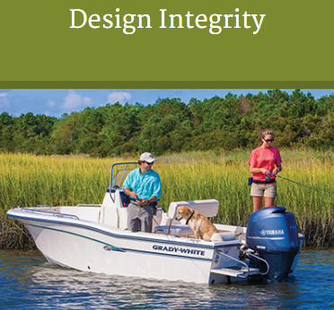 Grady-White boats: Design integrity