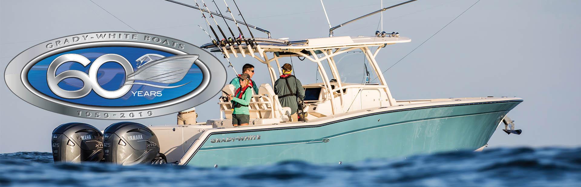 Home Caribee Boat Sales Islamorada Fl 305 664 3431 White Suzuki Outboards Gradywhite