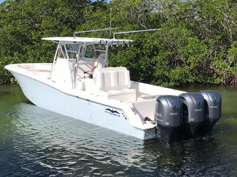 Check out new models from Invincible Boats