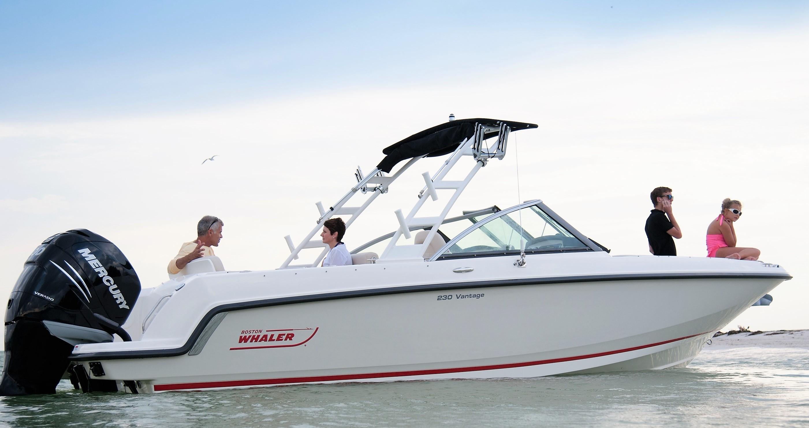 2018 Boston Whaler 230 Vantage For Sale In Sister Bay Wi Beacon Drawing Schematic Diagram Of Navigation Lamp Wiring On 1