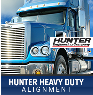Hunter Heavy Duty Alignment