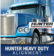 Hunter Heavy Duty Alignment