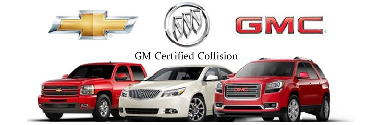 GM Certified Collision Repair, Houston, Texas