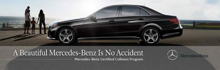 Mercedes-Benz Certified Collision Program: Click here for details.