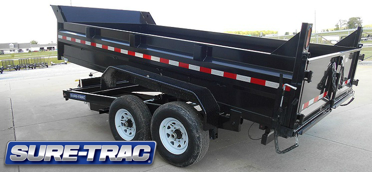 Sure-Trac Trailers Banner