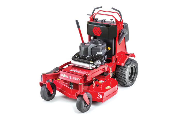 Commercial Stand-On Mowers