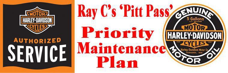 """Ray C's """"PITT PASS"""""""