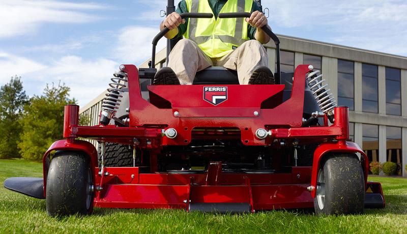 Ferris Commercial Lawn Mowers Haltom Equipment, Inc