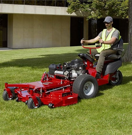 Front Mount Commercial Lawn Mowers