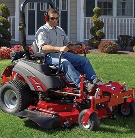 Zero Turn Commercial Lawn Mowers