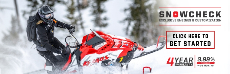 Polaris 2020 Snowmobile Snocheck RMK KHAOS Salt Lake City SLC Ut