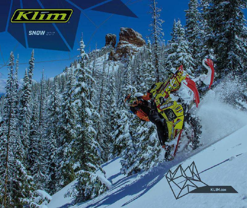 Klim Catalog Cover