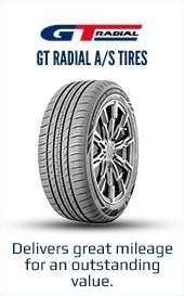 GT Radial A-S Tires