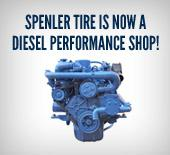 Spenler Tire is now a diesel performance shop!
