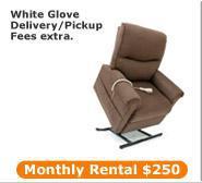 knee walker lift chair