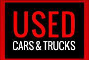Used Cars & Trucks
