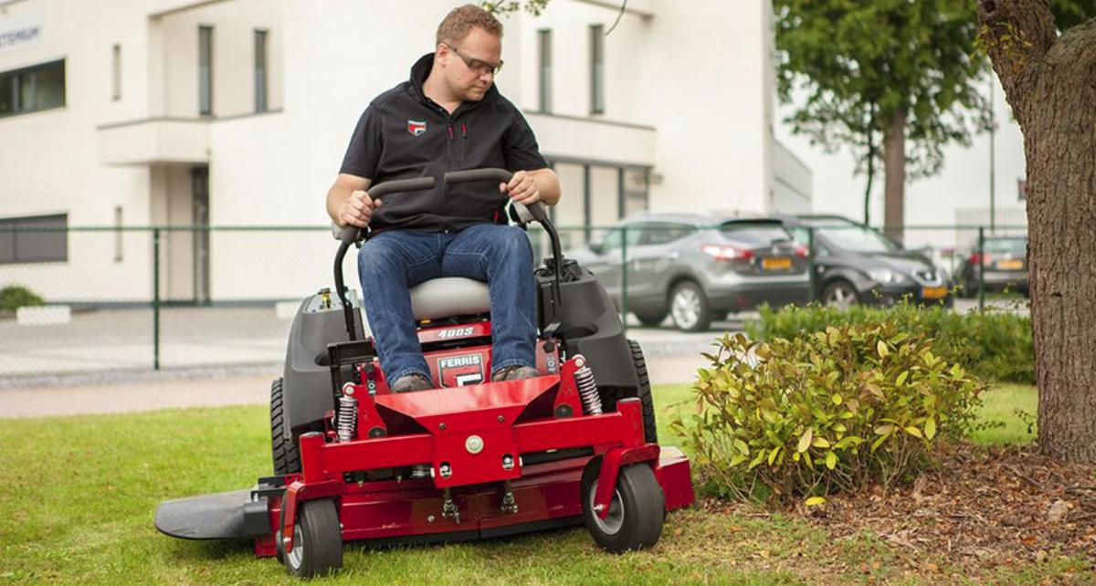 Ferris Commercial Lawn Mowers For Sale in Northern Alabama - Zero Turn, Stand-On & More!