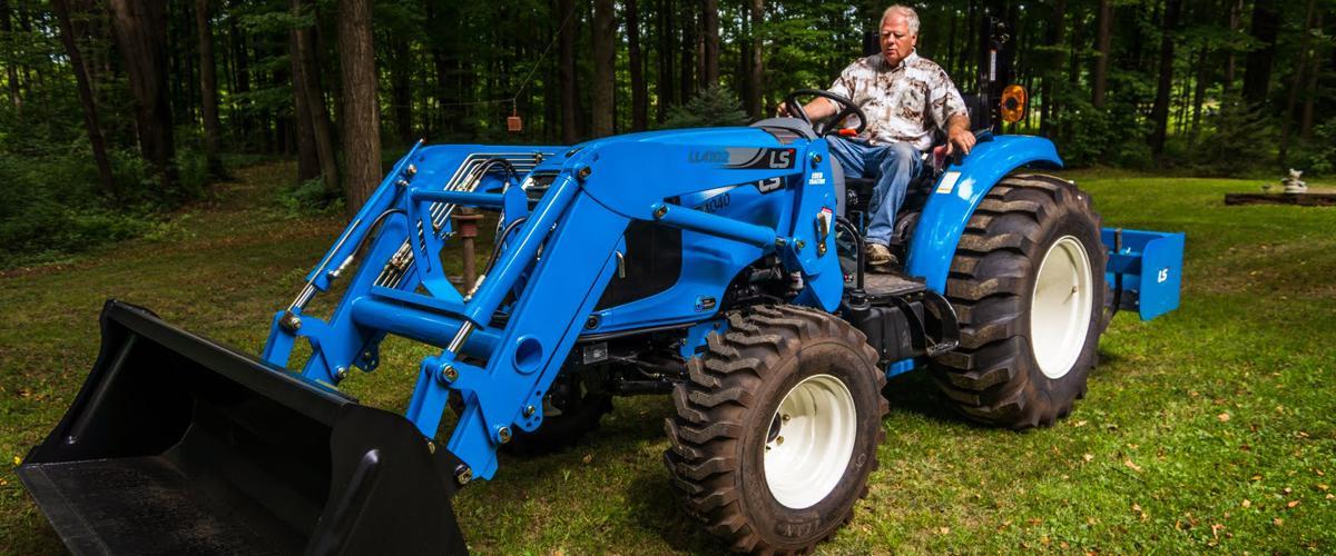 Ls Tractors Haney Equipment Company Inc