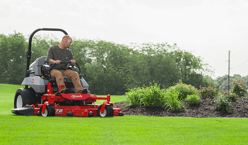 Exmark Commercial Lawn Equipment