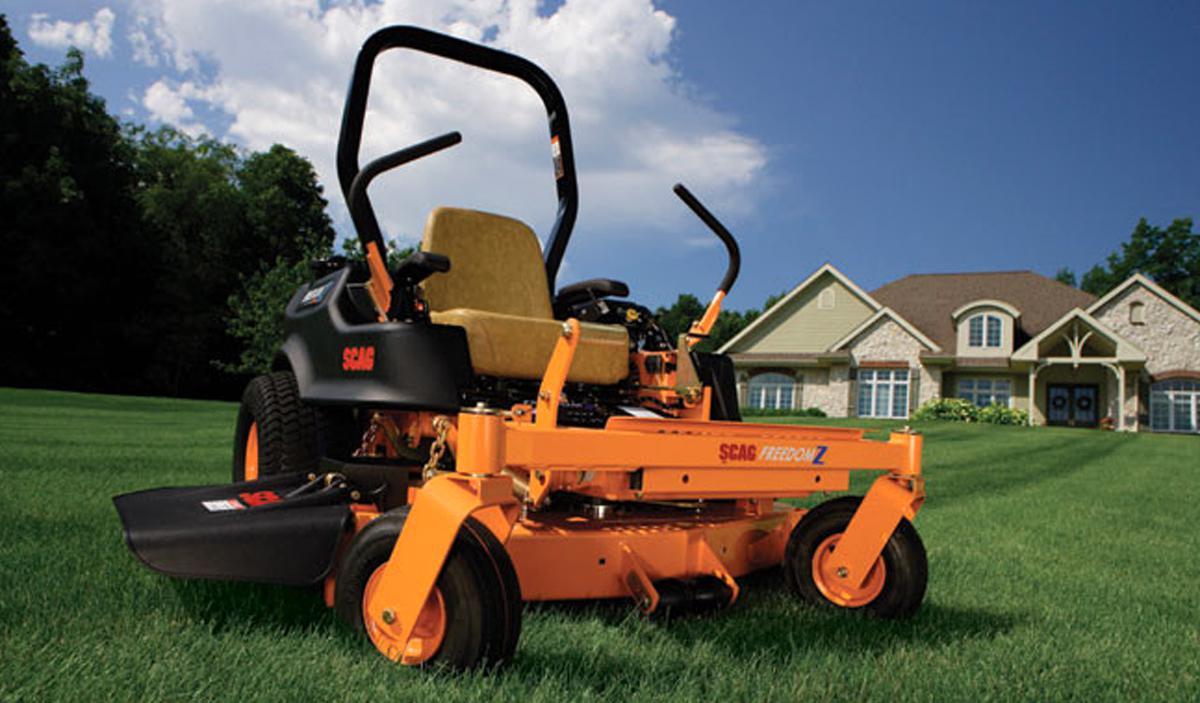 Scag Commercial Mowers Haney Equipment Company Inc
