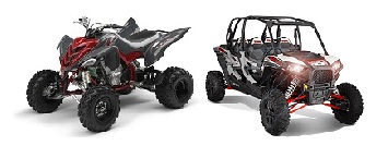 Service Department - ATV & Motorcycle Repair & Service